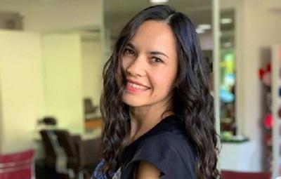 Meli Quiñonez desmiente romance con Roberto Nanni