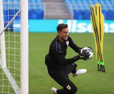Uruguay tiene a sus convocados para Eliminatorias