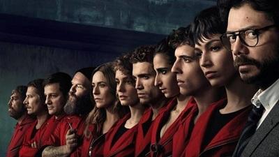 Netflix da a conocer tráiler de La Casa de Papel