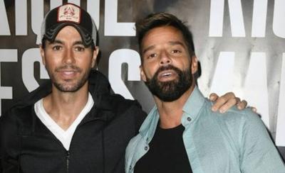 """HOY / Ricky Martin y Enrique Iglesias se van de gira: """"Vamos a hacer mucho ruido"""""""