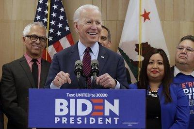 Biden logra histórica resurrección política