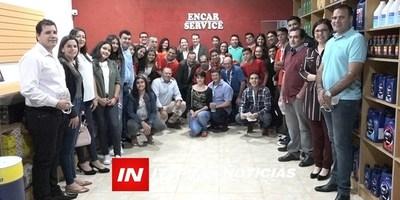 ASÍ FUE LA GRAN INAUGURACIÓN DE ENCAR SERVICE