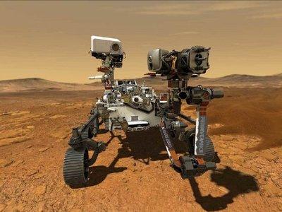 Perseverance, el nombre del próximo róver que irá a Marte
