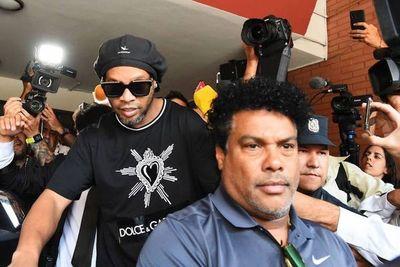 """Abogado Preda critica decisión fiscal en caso Ronaldinho: """"Al aplicar el criterio de oportunidad se extingue la causa penal"""""""