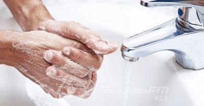 Recomiendan lavado correcto de manos para prevenir contagio de coronavirus