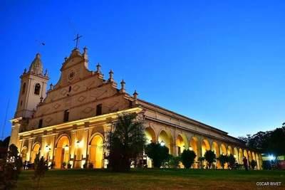 Se iniciaron tareas para eliminar termitas en la Iglesia de la Santísima Trinidad