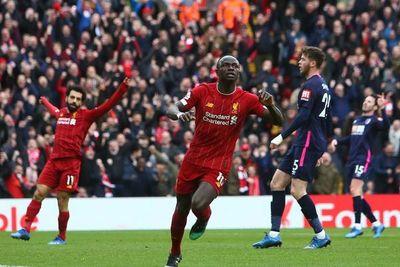 El Liverpool vuelve a la senda del triunfo