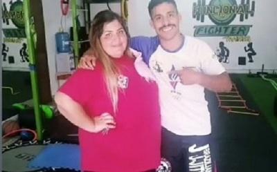 Pamelita Ovelar decidió retomar el gym luego de varios años