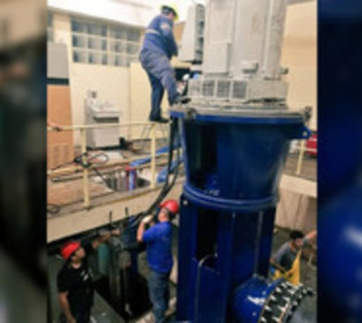 Essap culmina trabajos en Viñas Cué y garantiza servicio a Central