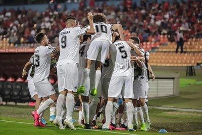Semana de Copa Libertadores para los equipos paraguayos