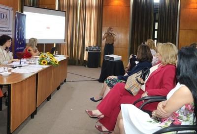 """Panel """"Violencia contra las mujeres en la vida política"""