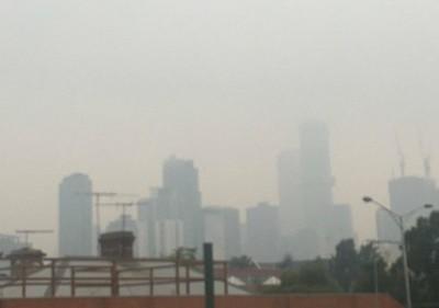 Sepa los cuidados que se debe tener en cuenta ante el humo existente en el ambiente