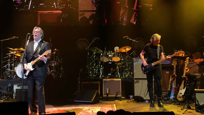 Eric Clapton y Roger Waters reviven Cream
