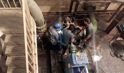 Essap habilitó nueva bomba, pero continúan los cortes de agua