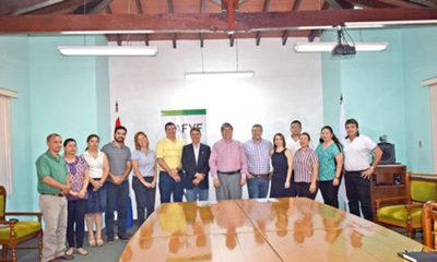 » CAFYF y la Facultad de Ciencias Agrarias de la UNA firmaron convenio de cooperación