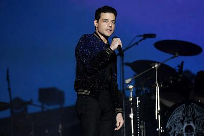 El día que Rami Malek compartió escenario con Queen