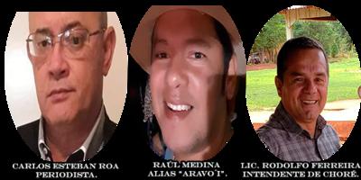 Pergeñan ejecutar a periodista por contar verdades en Choré