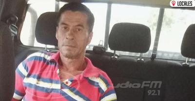 En Arroyo Porá: Agentes Policiales lograron aprehender a un malviviente