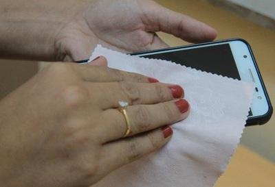 COVID-19: lavado de manos y desinfección de superficies como medidas de prevención