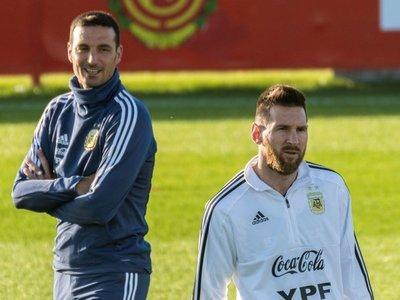 Messi lidera la primera lista de Argentina para las Eliminatorias
