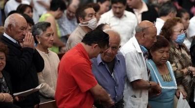 Coronavirus: obispo pide evitar el saludo de la paz en las misas