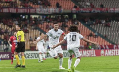 HOY / Recrean goles de Cardozo en Copa Libertadores