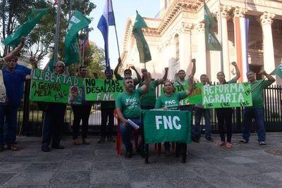 FNC analiza postergar su movilización anual