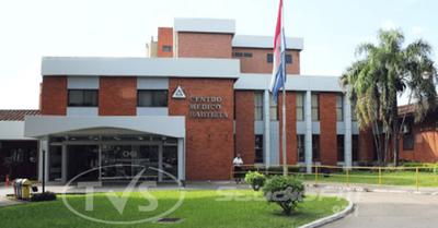 El Centro Médico Bautista confirmó que dos internados dieron positivo al Covid-19