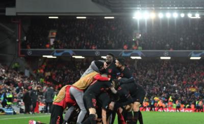 HOY / El campeón de Europa queda fuera de la Liga de Campeones