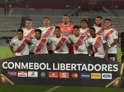 River Plate apabulla al Binacional y vuelve a sonreír