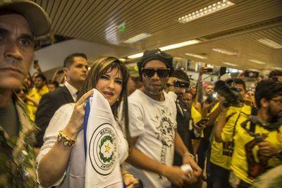 """Gestores que consiguieron documentos de Ronaldinho """"van a contar todo"""""""