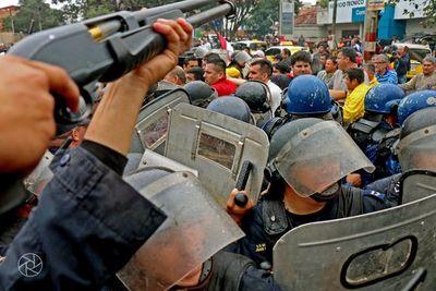 Día del reportero gráfico paraguayo