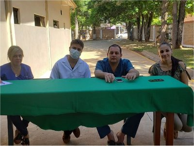 Hospital de Misiones implementa medidas para prevenir el Covid-19