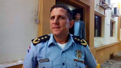 De urgencia internan al comandante de la Policía Nacional