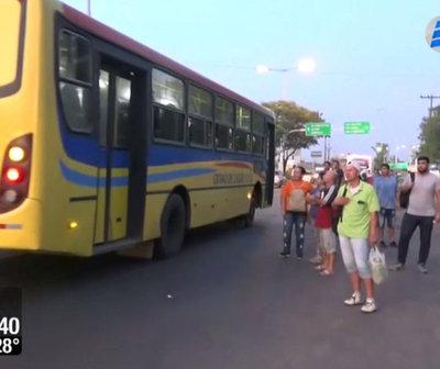 Coronavirus: Pasajeros piden mayor frecuencia de buses