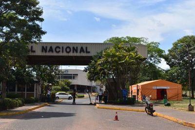 Destinan área de Mastología a contingencia respiratoria en el Hospital de Itauguá