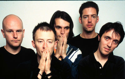 'The Bends' de Radiohead cumple 25 años