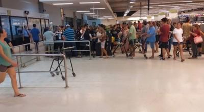 Cadena de supermercados atenderá hasta la medianoche