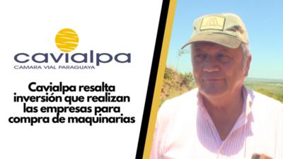 Cavialpa resalta inversión que realizan las empresas para compra de maquinarias