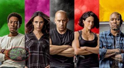 """""""Fast & Furious 9"""" aplaza su estreno hasta el próximo año por el coronavirus"""