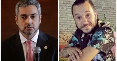 El pedido de José Ayala al presidente MaritoAbdo