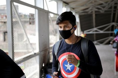 Brasil dice tener casos de coronavirus importados de Paraguay