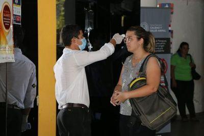 Medirán temperatura a contribuyentes en Municipalidad de San Lorenzo