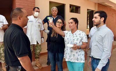 Inician plan sanitario contra el  covid-19 en penitenciarías