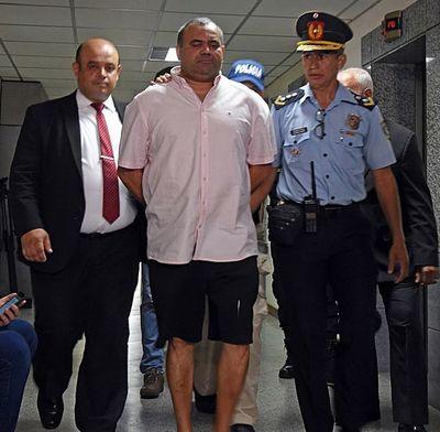 Wilmondes Sousa apela  resolución que decretó su prisión preventiva
