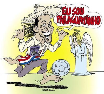 Preguntas sin responder en el  caso Ronaldinho Gaúcho