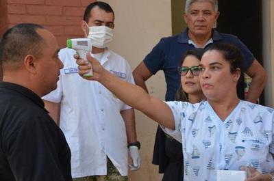 Estrictos controles a visitantes para evitar ingreso del coronavirus en centros educativos