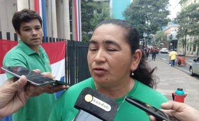 HOY / Campesinos suspenden marcha del 25 y 26 de marzo