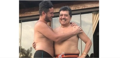 Junior Rodríguez disfruta de sus vacaciones luego de 2 años