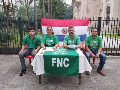 FNC pospone marcha prevista para el 26 de marzo ante medidas contra el coronavirus